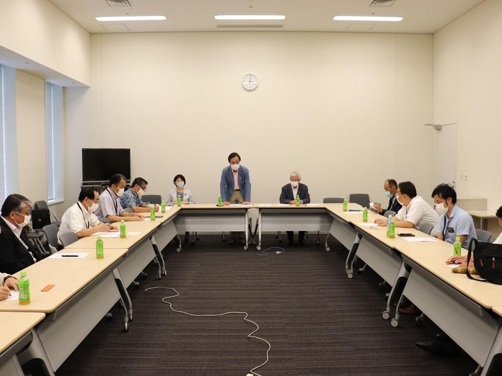 私が会長を務める東京民社協会常任理事会・理事会を開催しました…
