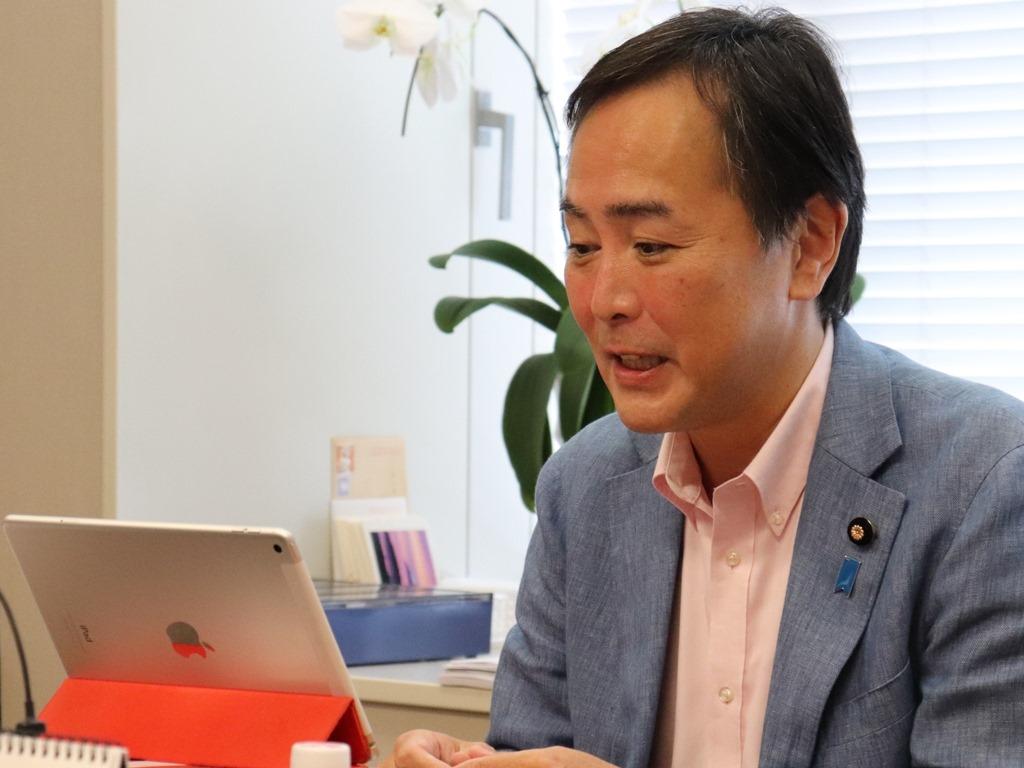 UAゼンセン新潟県支部運営評議会へWEBでご挨拶をさせていた…